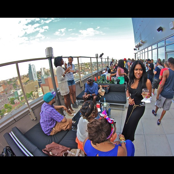 The brooklyn terrace at the aloft hotel brooklyn bar for 11 terrace place brooklyn
