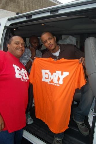 Emiy TV and T.I.