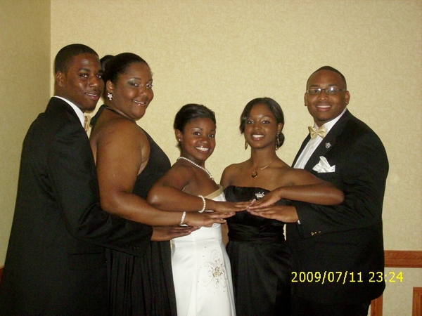 Bowie State University Kings and Queens 2009