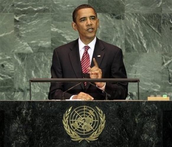 President Barack Obama wins Nobel Peace Prize