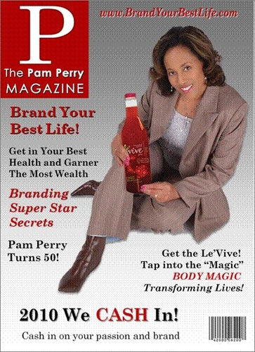 Branding Secrets Shared by Pam Perry