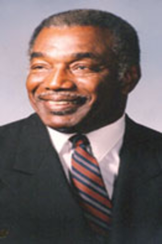 Robert Green inducted into Allen University's 2009 Hall of Fame