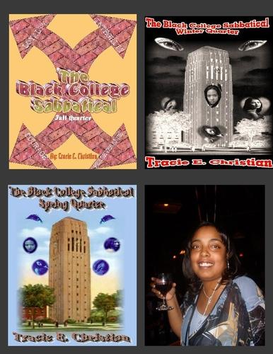 The Black College Sabbatical urban fiction book series  - NEW BOOKTRAILER