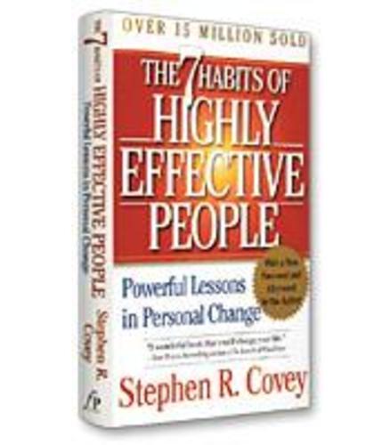 7 habits book report