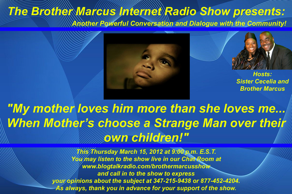 Brother Marcus Show The Brother Marcus Show