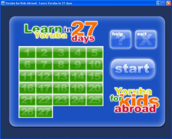 Gaptel Innovative Solutions, Inc YorubaForKidsAbroad (Software