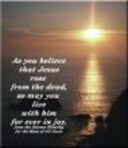 Prayer Quotes For Death In Family: In Remembrance Of All The Souls & Saints That Have Gone On