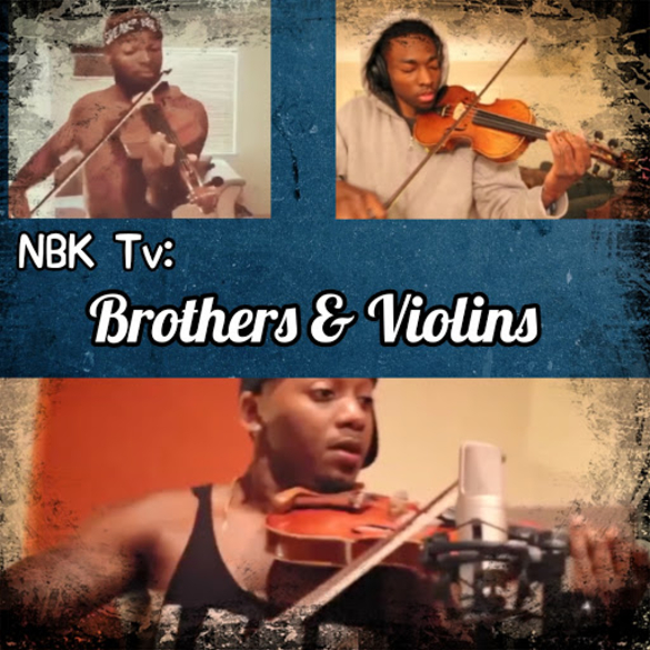 BROTHERS & VIOLINS - NEW BLACK KNOWLEDGE YOUTUBE (SUBSCRIBE!)