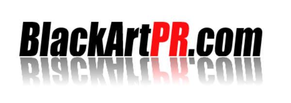 Black Art PR Official Logo